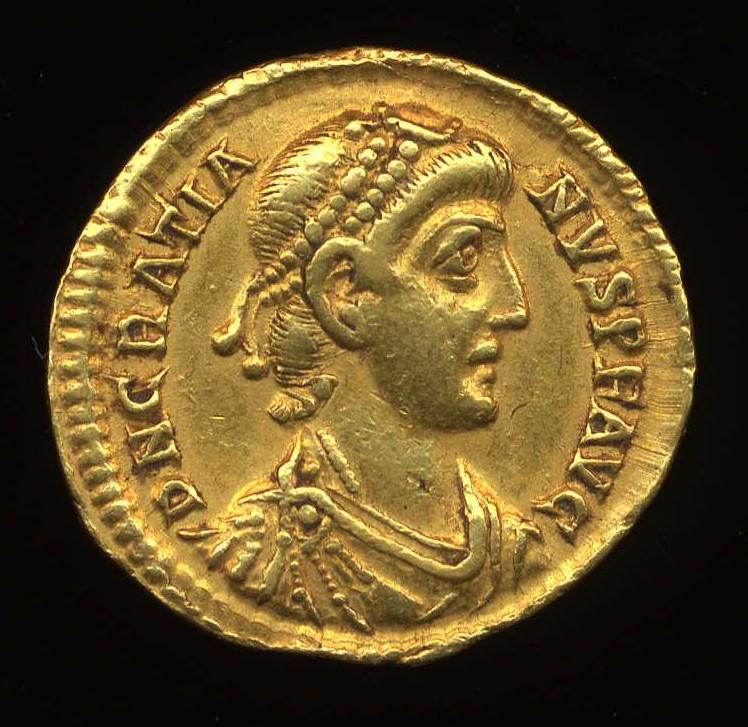 Profile for Emperor: Gratian