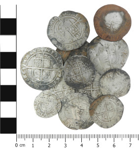 LVPL-08F250 Post-medieval coin hoard from Buerton Copyright: Museum of Liverpool. License: CC-BY.