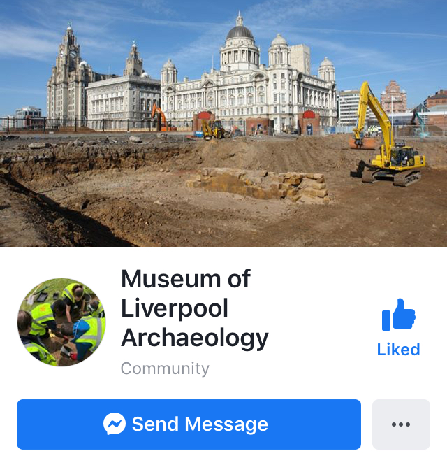 Museum of Liverpool Archaeology Facebook page