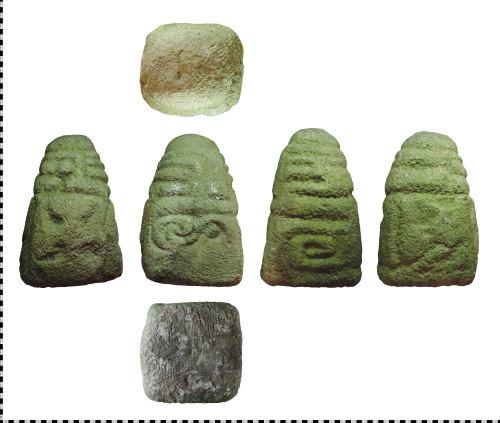 Iron Age 'Pillar Stone' or Stele