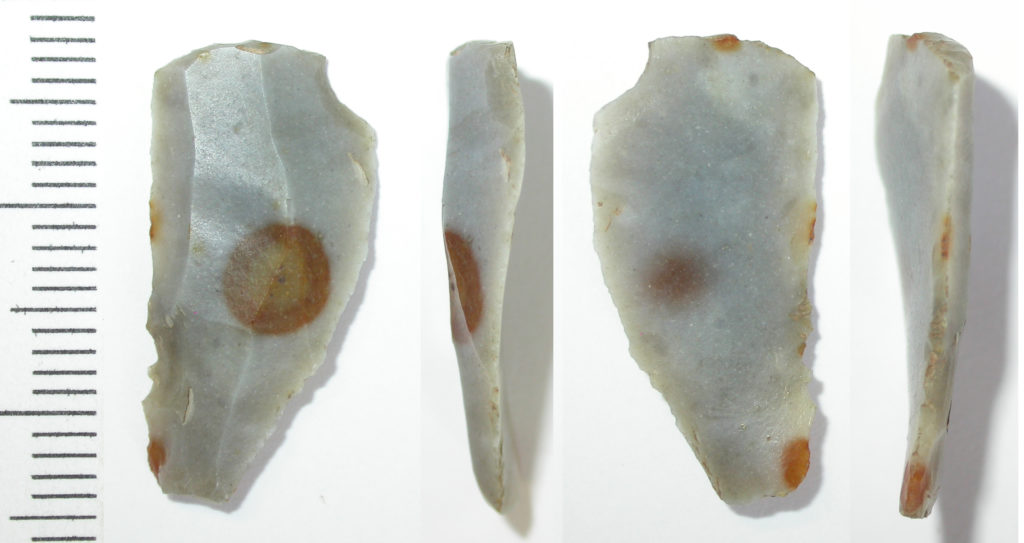 Mesolithic Lithic Implement