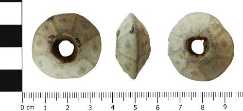 Medieval Spindle Whorl