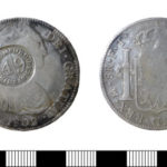 Cromford Dollar minted in Mexico City in 1802.