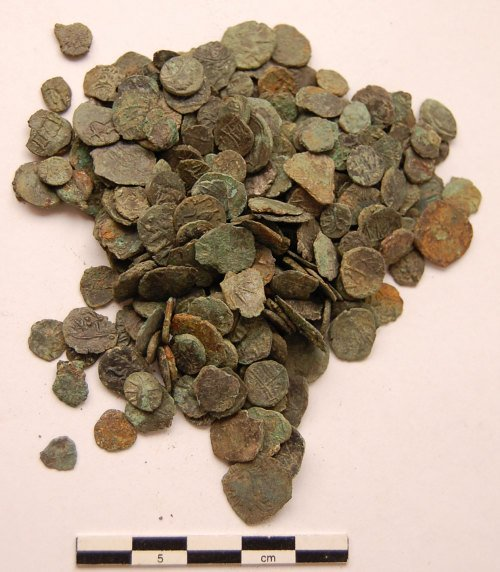 The Amber Valley Coin Hoard.