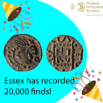 PAS Essex records 20,000th find