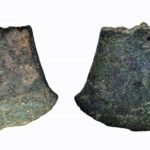 Image of a Bronze Age palstave found in Herefordshire (HESH-66F770). Copyright: Birmingham Museums Trust, CC-BY Licence.