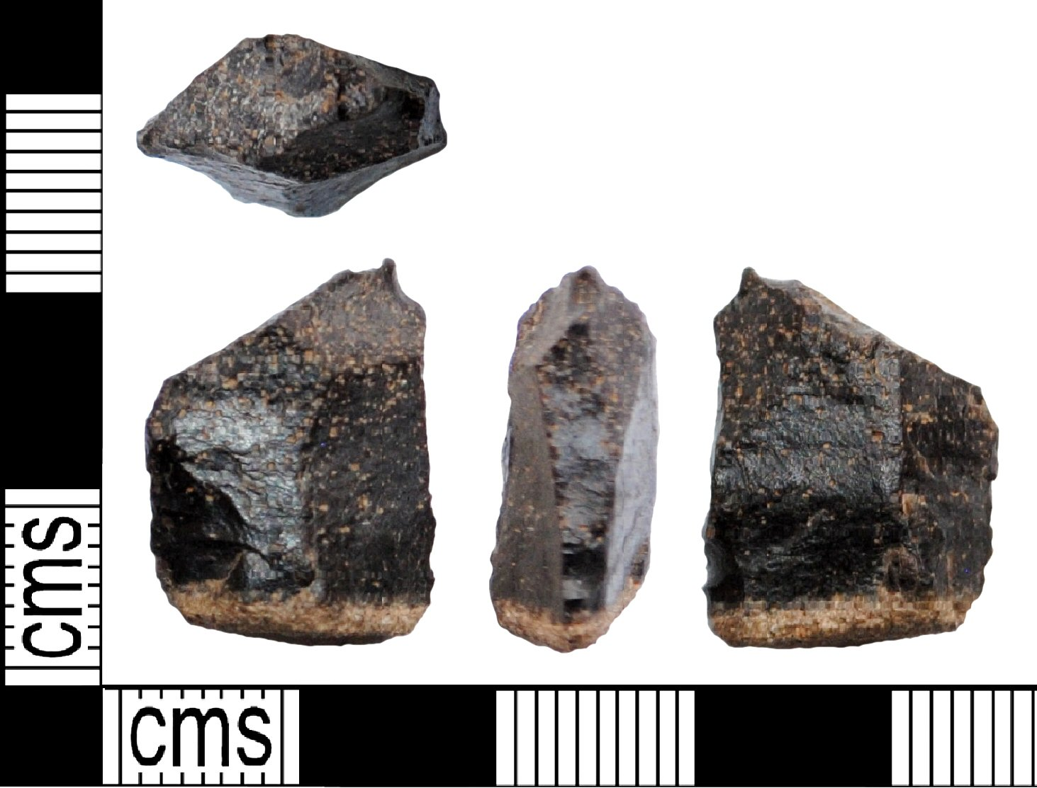 Late Neolithic to Early Iron Age Marles chert burin