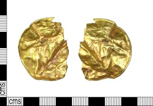 The Hoby Gold Bracteate
