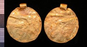 The Melton Gold Bracteate