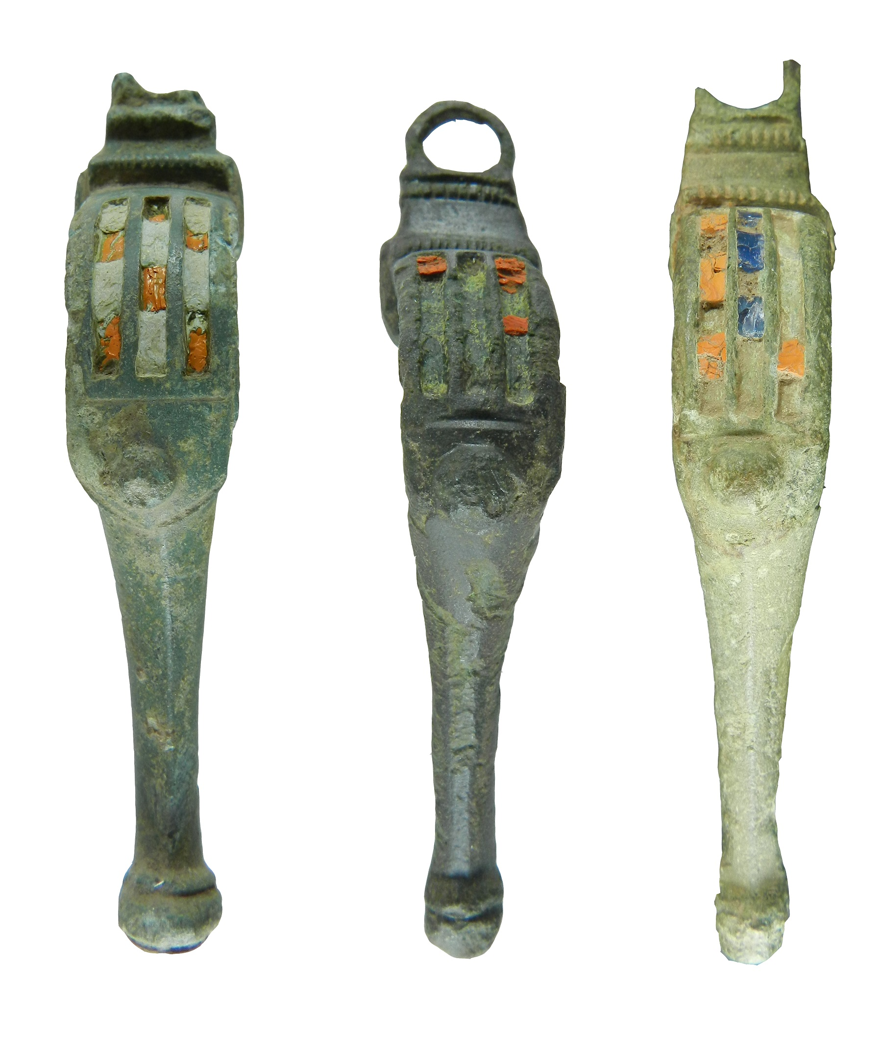 Three Wirral brooches discovered in Flintshire