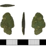 A Bronze Age Arrowhead from Surrey
