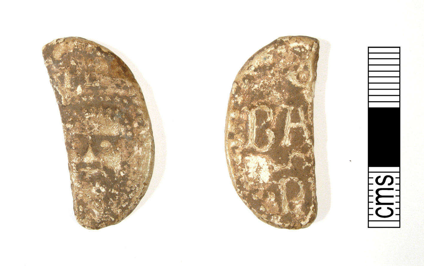 WMID-AC0922, an incomplete papal bulla of either Pope Urban III or IV.