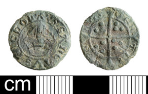 Boy Bishop Token