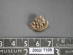 St Nicholas Pilgrim Badge