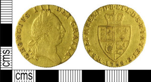 Guinea of George III (WILT-E6FA34).