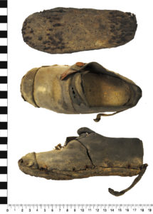 Post-medieval child's clog