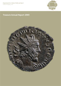 The cover of the 2003 report