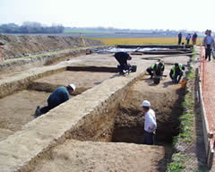 Excavations at Ringelemere
