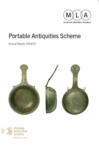 Cover of the 2004 - 2005 report
