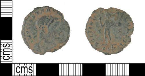 SUSS-6AECB8: Roman Nummus of Constantine