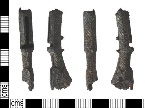 LANCUM-77395F: Post Medieval toy gun