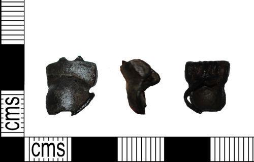 LANCUM-B2D9A2: Romano British copper alloy brooch