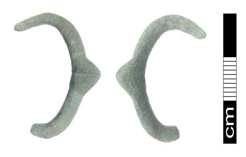 PUBLIC-D0BBCE: Medieval buckle frame: single loop