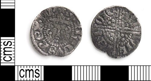 DUR-00DB1A: DUR-00DB1A penny of Henry III