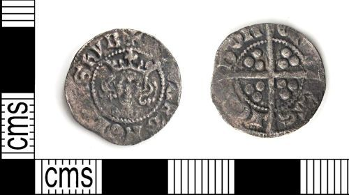 DUR-01253C: DUR-01253C penny of Edward I