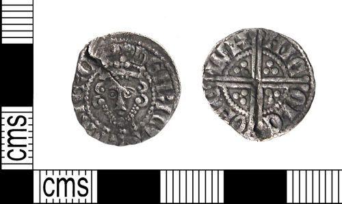 DUR-99EFA2: DUR-99EFA2 Henry III penny