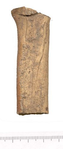WAW-4F4502: Possible fragment of kiln furniture.