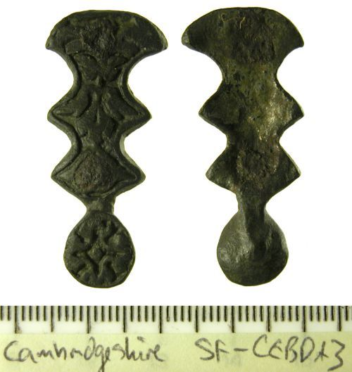 SF-CEBDA3: Post-Medieval Strap Fitting