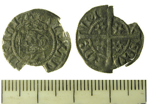 SF-ED0571: Medieval Scottish Penny