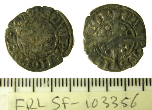 SF-103356: Penny of Edward I