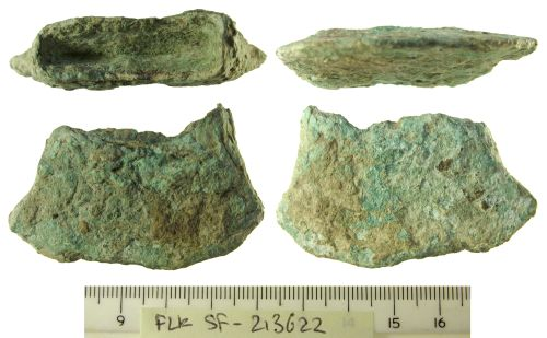 SF-213622: Late Bronze Age Socketed Axehead