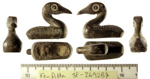 SF-2492B7: Roman Duck Mount