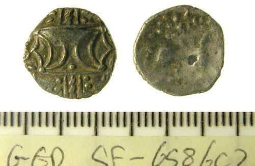 SF-6586C2: Iron Age unit of Anted