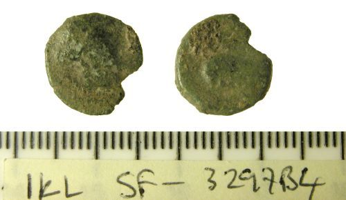 SF-3297B4: Iron Age unit, Trinovantes, possibly Tasciovanus