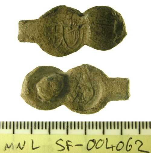 SF-004062: Post-Medieval Cloth Seal