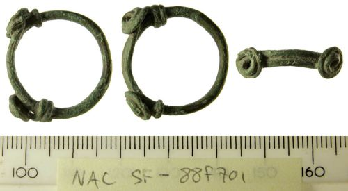 SF-88F701: Roman Finger Ring