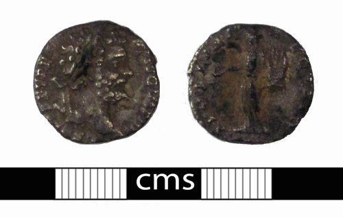 BERK-5CF174: Denairus of Septimius Severus