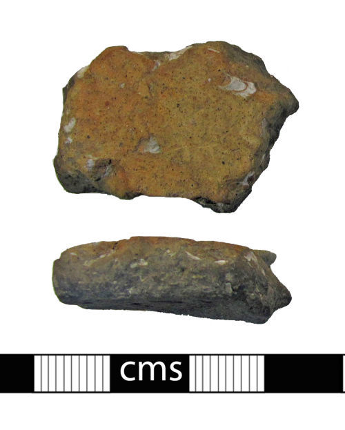 BERK-F79261: Bronze Age vessel: Bronze Age ceramic sherd