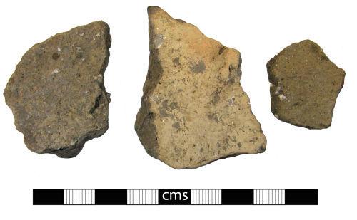 BERK-F7C814: Iron Age vessel: Early Iron Age ceramic sherds