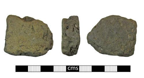 BERK-F82000: Prehistoric vessel: Undated ceramic