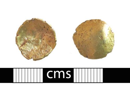 BERK-E73E6D: Iron Age coin: Quarter stater