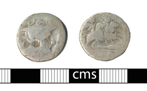 BERK-2DBEE4: Roman coin: Republican denarius