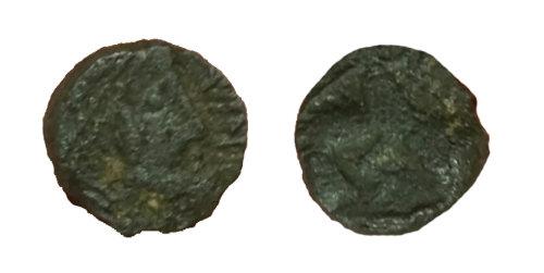 BERK-CB4844: Roman coin: FTR contemporary copy