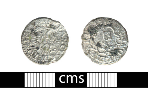 BERK-8D0151: Post-medieval coin: Coin of Francis I