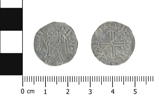 BERK-1536EB: Early-medieval coin: Penny of Edward the Confessor