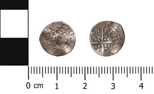 BERK-8CA271: Medieval coin: Farthing of Edward II